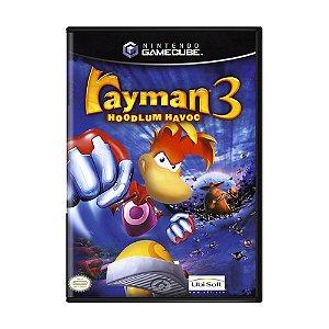 Jogo Rayman 3: Hoodlum Havoc - GameCube