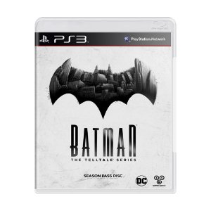 Jogo Batman: The Telltale Series - PS3