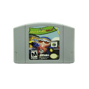 Jogo South Park Rally - N64