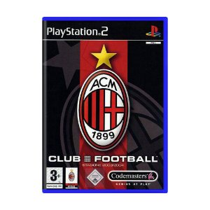 Jogo Club Football: A.C. Milan 2005 - PS2 (Europeu)
