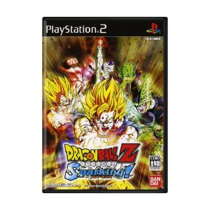 Jogo Dragon Ball Z: Budokai Tenkaichi - PS2 (Japonês)
