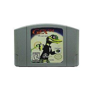 Jogo Gex 64: Enter the Gecko - N64