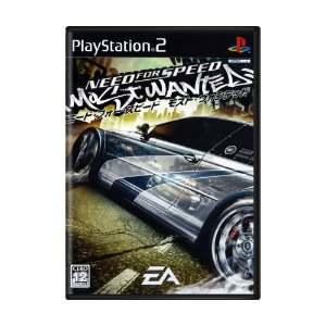 Jogo Need for Speed: Most Wanted - PS2 (Japonês)
