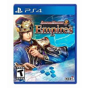 Jogo Dynasty Warriors 8: Empires - PS4
