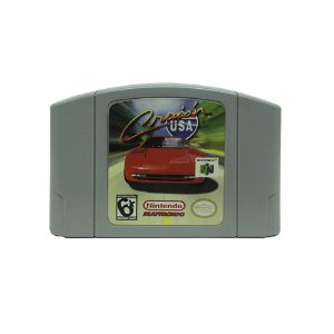 Jogo Cruis'n USA - N64