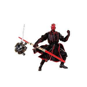 Action Figure Darth Maul (Sith Training - Star Wars: The Phantom Menace) - Hasbro
