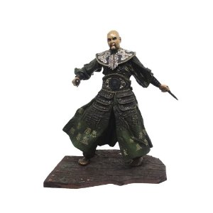 Action Figure Capitão Sao Feng (Pirates of the Caribbean: At World's End) - NECA