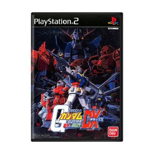 Jogo Kidou Senshi Gundam: Renpou vs. Zeon DX - PS2 (Japonês)