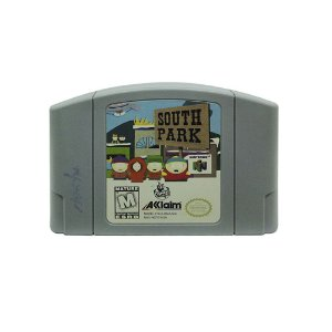 Jogo South Park - N64