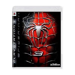 Jogo Spider-Man 3 - PS3