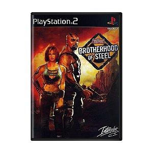 Jogo Fallout: Brotherhood of Steel - PS2