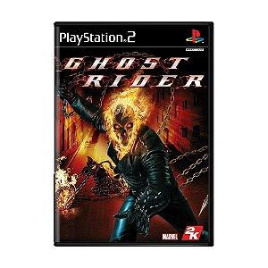 Jogo Ghost Rider - PS2