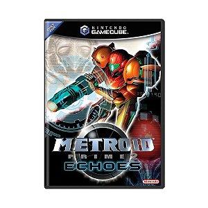 Jogo Metroid Prime 2: Echoes - GameCube