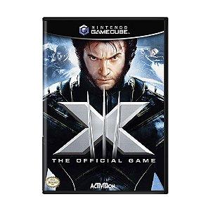 Jogo X-Men: The Official Game - GameCube