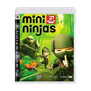 Jogo Mini Ninjas - PS3