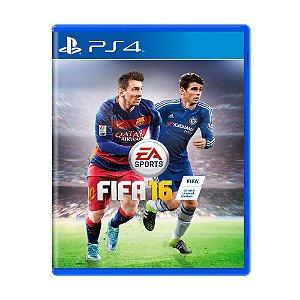 Jogo FIFA 16 - PS4