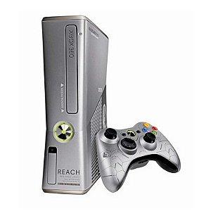 Console Xbox 360 Slim 250GB Edição Halo Reach - Microsoft