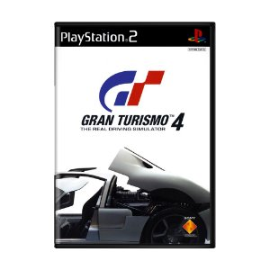 Jogo Gran Turismo 4 - PS2