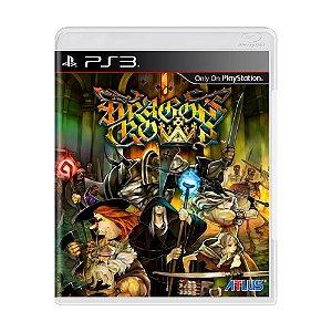 Jogo Dragon Crown - PS3
