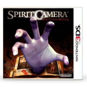 Jogo Spirit Camera: The Cursed Memoir - 3DS