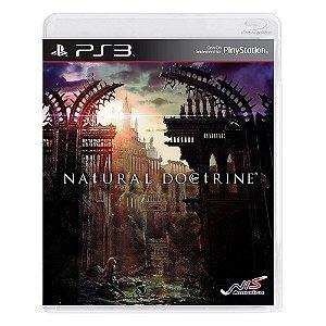 Jogo Natural Doctrine - PS3