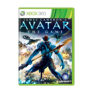 Jogo Avatar The Game - Xbox 360