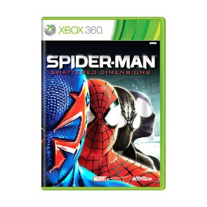 Jogo Spider-man: Shattered Dimensions - Xbox 360