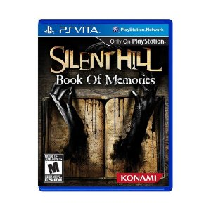 Jogo Silent Hill: Book of Memories - PS Vita