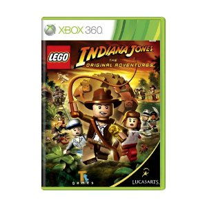 Jogo LEGO Indiana Jones: The Original Adventures + Kung Fu Panda - Xbox 360