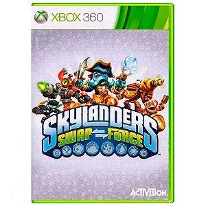 Jogo Skylanders Swap Force - Xbox 360