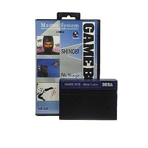 Jogo Game Box - Série Lutas - Master System