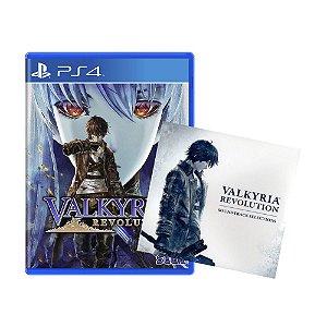 Jogo Valkyria Revolution + Soundtrack - PS4