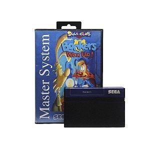 Jogo Bonkers Wax Up! - Master System