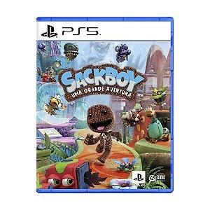 Jogo Sackboy: Uma Grande Aventura - PS5