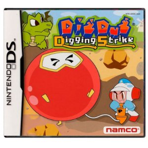 Jogo Dig Dug: Digging Strike - DS