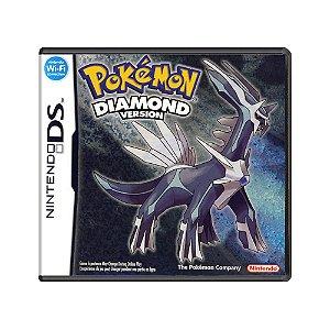 Jogo Pokémon Diamond Version - DS