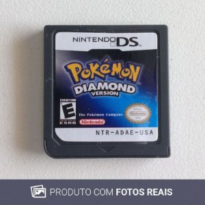 Jogo Pokémon Diamond Version - DS