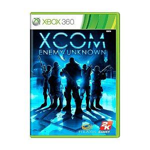 Jogo XCOM: Enemy Unknown - Xbox 360