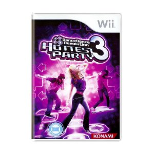 Jogo Dance Dance Revolution: Hottest Party 3 - Wii