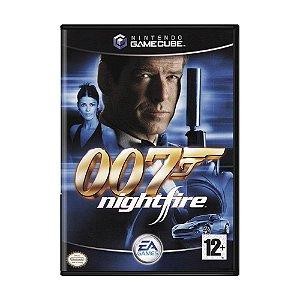 Jogo 007: NightFire - GameCube (Europeu)