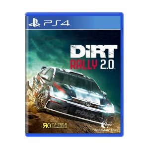 Jogo DiRT Rally 2.0 - PS4