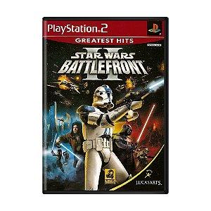 Jogo Star Wars: Battlefront II - PS2