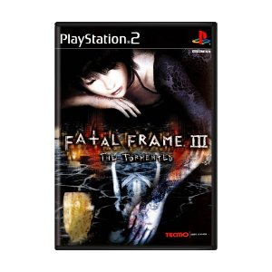 Jogo Fatal Frame III: The Tormented - PS2