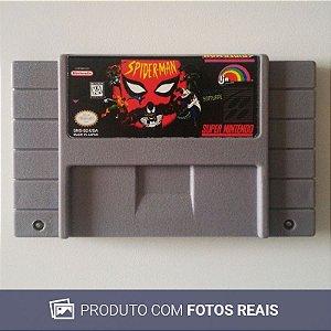 Jogo Spider-Man - SNES