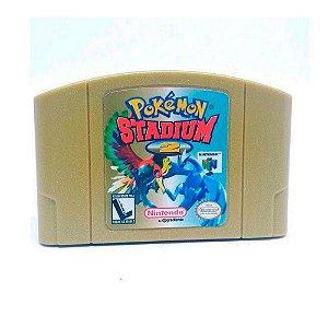 Jogo Pokémon Stadium 2 - N64