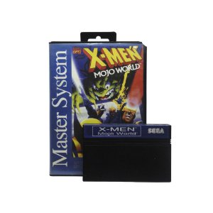Jogo X-Men: Mojo World - Master System