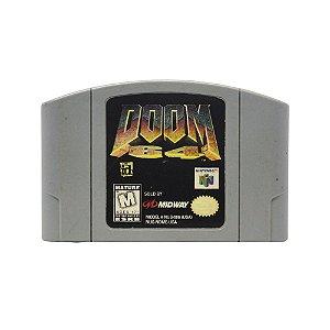 Jogo Doom 64 - N64