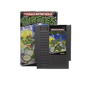 Jogo Teenage Mutant Ninja Turtles - NES