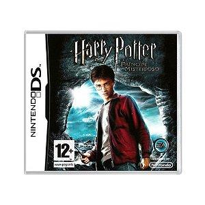Jogo Harry Potter e o Príncipe Misterioso - DS (Europeu)