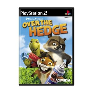 Jogo Over the Hedge - PS2